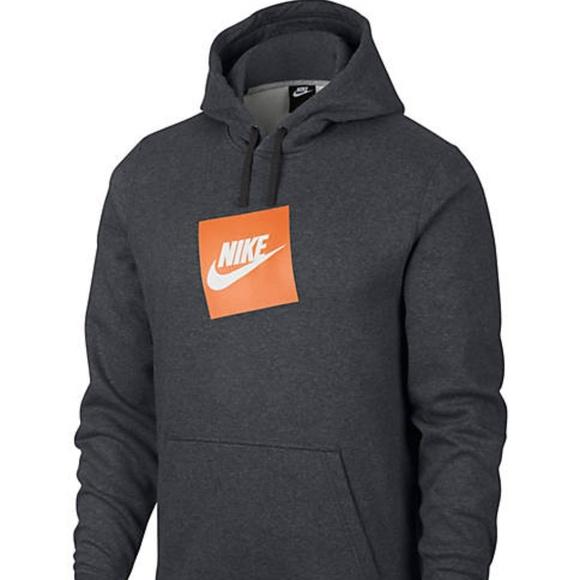 nike hoodie 2xl